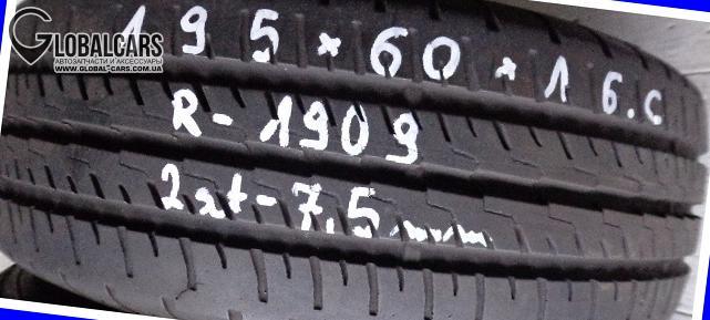ШИНЫ-195/60/16C SPORTIVA VAN - 0698BRRB1, фото 2, цена
