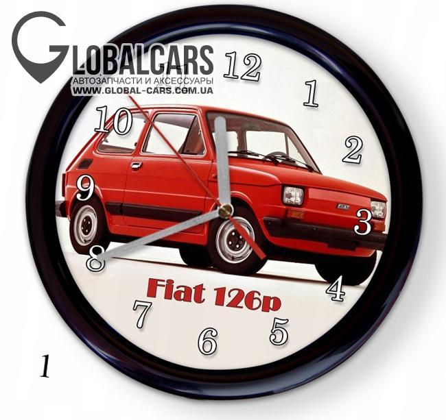 ЧАСЫ ŚCIENNY FIAT 126P 125P СИРЕНА TRABANT PRL - 0BRTMK831, фото, цена