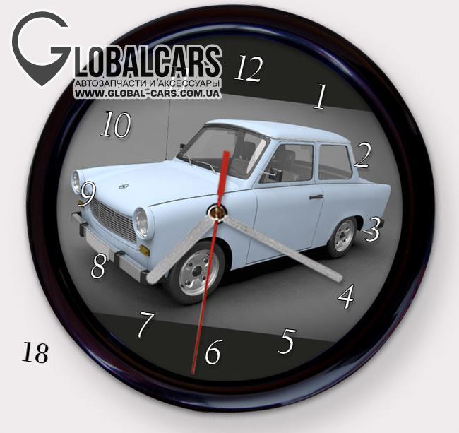 ЧАСЫ ŚCIENNY FIAT 126P 125P СИРЕНА TRABANT PRL - 0BRTMK831, фото 12, цена