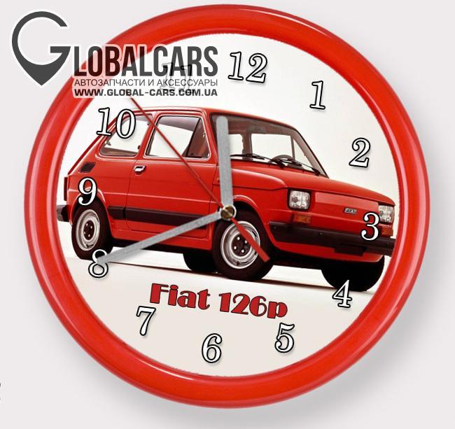 ЧАСЫ ŚCIENNY FIAT 126P 125P СИРЕНА TRABANT PRL - 0BRTMK831, фото 15, цена