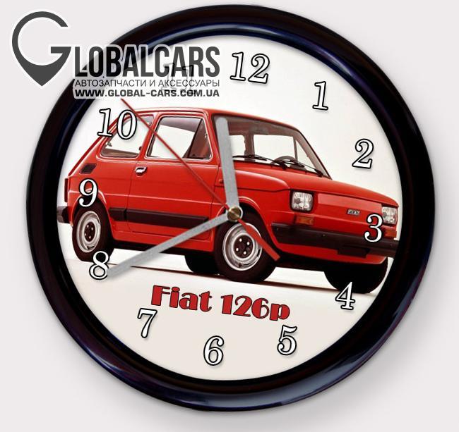 ЧАСЫ ŚCIENNY FIAT 126P 125P СИРЕНА TRABANT PRL - 0BRTMK831, фото 16, цена