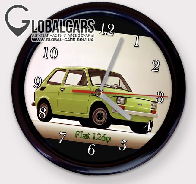 ЧАСЫ ŚCIENNY FIAT 126P 125P СИРЕНА TRABANT PRL - 0BRTMK831, фото 3, цена