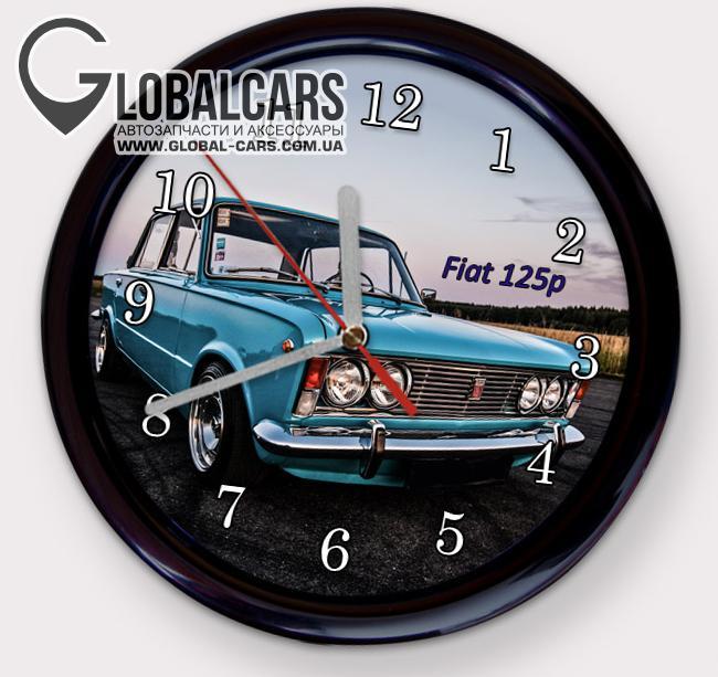 ЧАСЫ ŚCIENNY FIAT 126P 125P СИРЕНА TRABANT PRL - 0BRTMK831, фото 8, цена