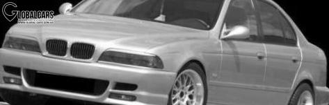 РЕСНИЦЫ НАКЛАДКИ НА ФАРЫ К BMW 5 E39 - 1768K66B1, фото 2, цена