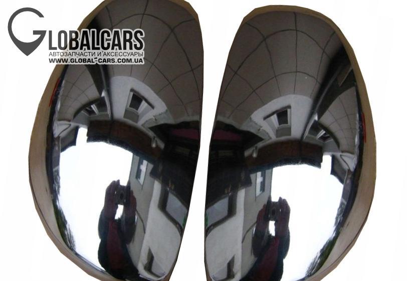 НАКЛАДКИ НА ЗЕРКАЛА SKODA FABIA II 2009- - 18T4L5RB1, фото 1, цена