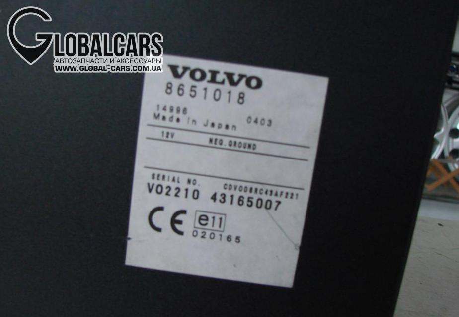 СД ЧЕЙНДЖЕР CD VOLVO S60 V70 XC70 S80 - 22B922RB1, фото 2, цена