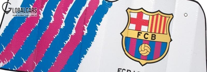 ЖАЛЮЗИ ЗАЩИТА ОТ СОЛНЕЧНАЯ FC BARCELONA 145X100CM - 2L39M5RB1, фото, цена