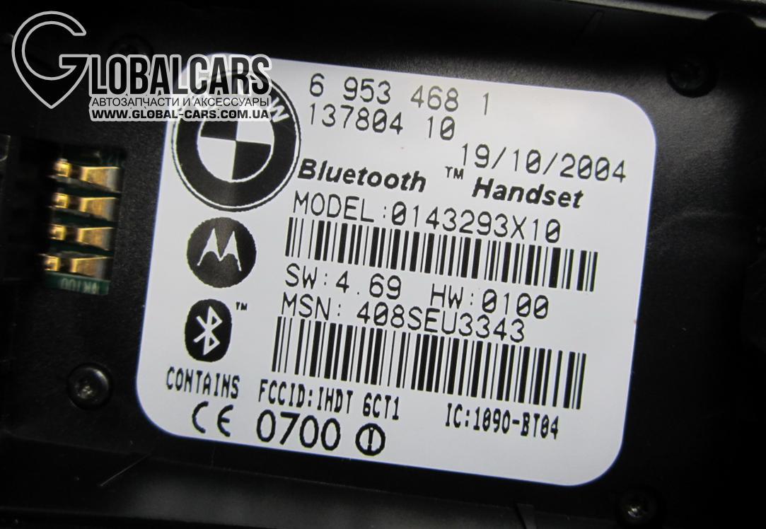 ТЕЛЕФОН MOTOROLA BMW E65 E66 ЛИФТИНГ LONG 2006 - 40T440011, фото 2, цена