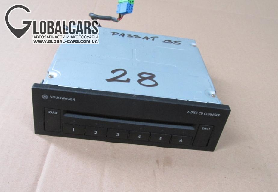 PASSAT B5 FL СД ЧЕЙНДЖЕР 6 CD 3B7035110 - 454M9BRB1, фото 1, цена