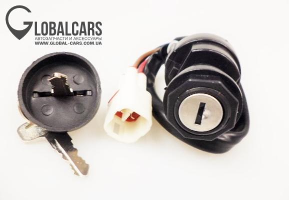 ЗАМОК ЗАЖИГАНИЯ YAMAHA YFM 350 BIG BEAR 2WD 4WD КВАДРОЦИКЛ ATV - 7RK4MR911, фото, цена