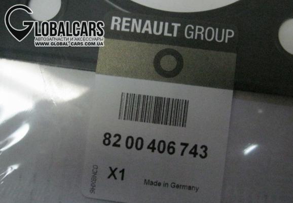 ПРОКЛАДКА ПОД ГОЛОВКУ 2.5 DCI MASTER MOVANO ОРИГИНАЛ - 96B1RT711, фото 2, цена