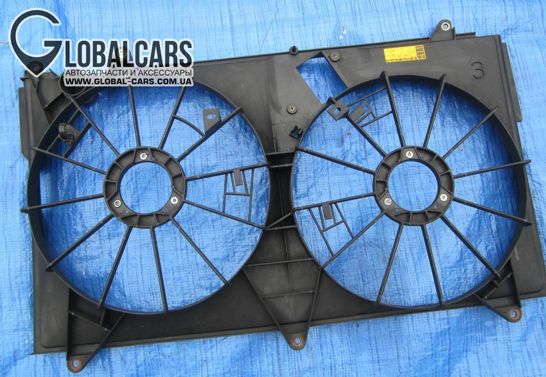 ЗАЩИТА ВЕНТИЛЯТОРОВ LEXUS LS430 4.3 V8 2003 - B57RK9911, фото 1, цена