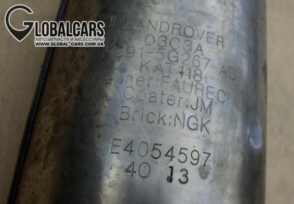 FREELANDER EVOQUE 2,2TD 2,2 КАТАЛИЗАТОР ФИЛЬТР DPF - M9TB21RB1, фото 2, цена