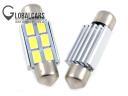 LED 6 SMD 5630 CANBUS C5W C10W CAN БУС 31 MM фото, цена