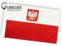 FLAGA НА МОТОЦИКЛЕТНЫЙ I GODŁO фото, цена