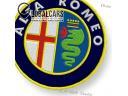 НАШИВКА TERMO ALFA ROMEO HAFT 100 MM ТЮНИНГ фото, цена