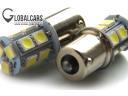 ЛАПМОЧКИ LED 13 SMD 5050 P21W BA15S фото, цена