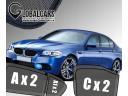 ZASŁONKI ПОД РАЗМЕР BMW SERIA 5 / F10 фото, цена